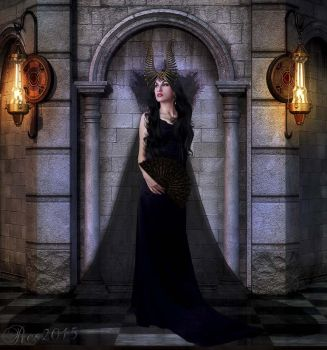 The stepmother by RoseCS
