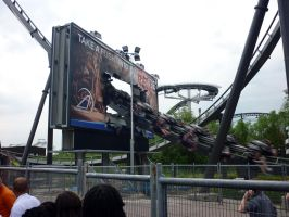 The Swarm, Thorpe Park 3 by ggeudraco