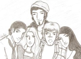 The Archies Reunion by honeybeez
