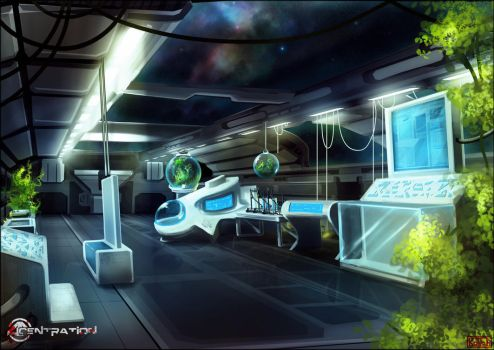 Science Lab by kovah
