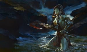 Ms.Orc- Last stand by bayardwu