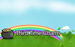 Third Time Charm Wallpaper by KeyzerSoze