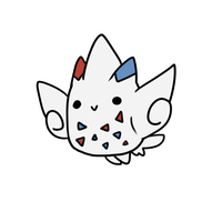 468 togekiss by pinkbunnii