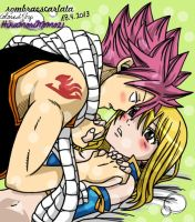 I like you |NaLu| by HinamoriMomo21