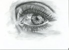 How i love to draw eyes !! :) by Rimvydas2