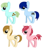 Stallion adoptables[CLOSED] by HeartRoyali