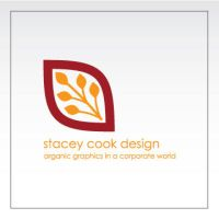 Stacey Cook Design Logo by bracketstudiosinc