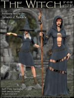 HFS Witch for G2F by DarioFish