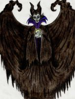 Holiday Gifts - Maleficent by MonsterKingOfKarmen