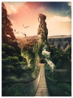 Elephant Rock by karmagraphics