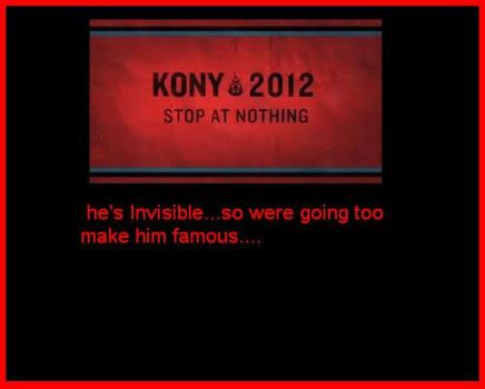 STOP KONY by max-the-squirrel