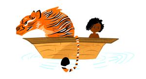 Life of Pi by ToxicKittyCat