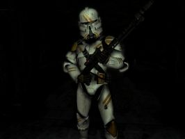2nd Airborne Company Clone Trooper by CptRex