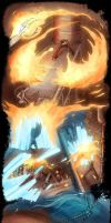 PD - 546 - Fire vs Ice by Beanjamish