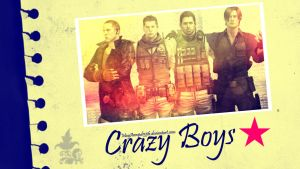 RE6 Photography - Crazy Boys by MayAMVPD1356