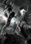 Zombie Stomp 3-D conversion by MVRamsey