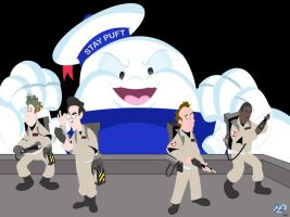 Ghostbusters by jrwcole