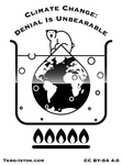 Climate Change: Denial Is Unbearable by taro-istok