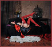 Secret history of a red stocking. - 1 - by mic-ardant
