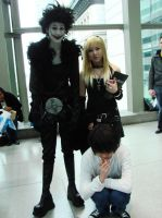 Death Note Cosplay IV by lyorr