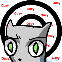 Foamy Tribute: Obey Your lord by Risky-chan