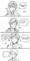 You're impossible Sherlock by blue-badger21