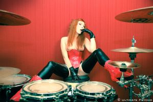 Drummer I by Ultimate-Psycho