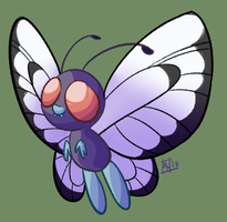 Butterfree by rivliex