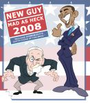 Obama and Biden Comedy Duo by kevinbolk