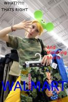 Hayley Williams WALMART by AlexMcElwee