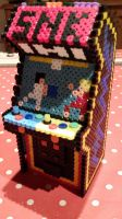 arcade machine beads by groslip1255