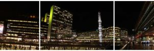 A moment on Sergels Torg by Dominique-Violoniste