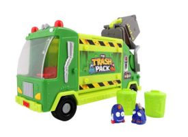 Trash Pack Garbage Truck by Nite-Lik