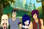 Double Date - Contest Entry by KaoHatake