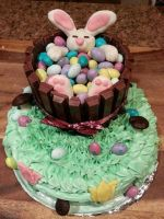 My Easter Cake by Miss-Melis