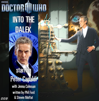 Doctor Who Into The Dalek by happyappy6