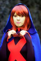 Young Justice - Miss Martian III by Knightess-Rouge