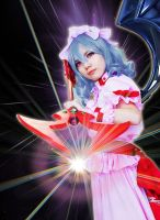 Remilia Scarlet 3 by kyashii4