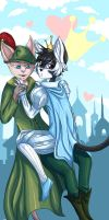 Like a Fairytale by Gelidwolf