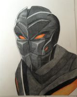 Max Steel 2013 Dredd by xXxXAliveXxXx