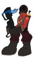 RED Pyro by Hyperwave9000