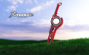 Xenoblade (Monado) by DemonVash08