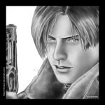 Leon Kennedy by Reenave