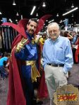 PHOTO-BOMBED BY STAN LEE?!? by KurisuchieKitty