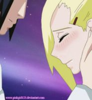 SasuIno  love moment by PinkGirl123