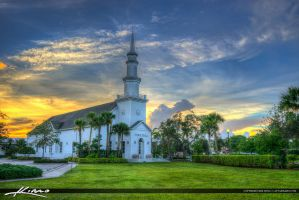 Town-Hall-Sunrise-Port-St.-Lucie-Tradition by CaptainKimo