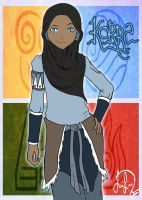 Korra Muslimah by Laily95