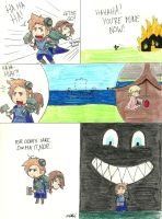 2p!DenNor: Viking: Pillaging by TheClockworkKid