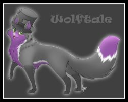 Auction commission - WolfTale by Nyaasu