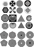 Hypnotic Reversibles by playful-geometer